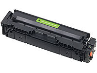 iColor Toner-Kartusche CF540A für HP-Laserdrucker, black (schwarz); Kompatible Toner Cartridges für Brother Laserdrucker Kompatible Toner Cartridges für Brother Laserdrucker Kompatible Toner Cartridges für Brother Laserdrucker