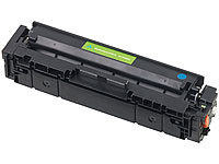 iColor Toner-Kartusche CF541A für HP-Laserdrucker, cyan (blau); Kompatible Toner Cartridges für Brother Laserdrucker Kompatible Toner Cartridges für Brother Laserdrucker Kompatible Toner Cartridges für Brother Laserdrucker