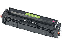 iColor Toner-Kartusche CF543X für HP-Laserdrucker, magenta (rot); Kompatible Toner Cartridges für Brother Laserdrucker Kompatible Toner Cartridges für Brother Laserdrucker Kompatible Toner Cartridges für Brother Laserdrucker
