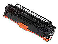 iColor HP CC530A Toner Kompatibel black