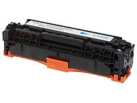iColor HP CC531A Toner Kompatibel cyan; Kompatible Toner Cartridges für Brother Laserdrucker Kompatible Toner Cartridges für Brother Laserdrucker