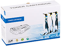 iColor Kompatibler Toner für HP CF287A / 87A, black; Kompatible Toner Cartridges für Brother Laserdrucker