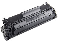 iColor HP Q2612A / No.12A Toner black Kompatibel XL